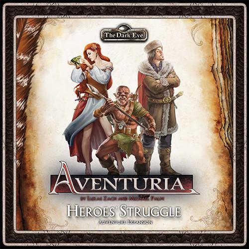 AVENTURIA - HEROES STRUGGLE