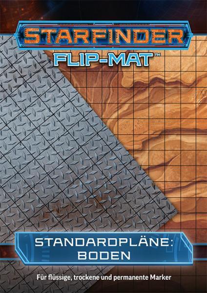 US56006_STARFINDER FLIP-MAT STANDARD-BODENPLAENE