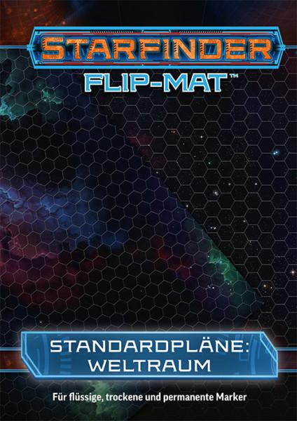 US56007_STARFINDER FLIP-MAT STANDARD-WELTRAUMPLAENE